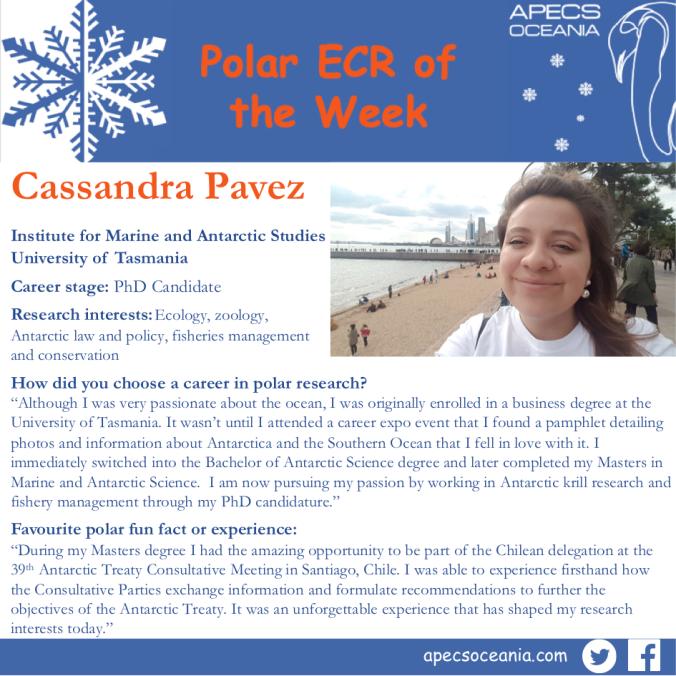 Cassandra Pavez